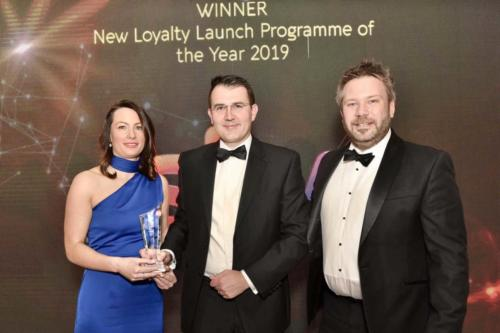 SKY Ireland - New Loyalty Launch Programme of the Year 2019