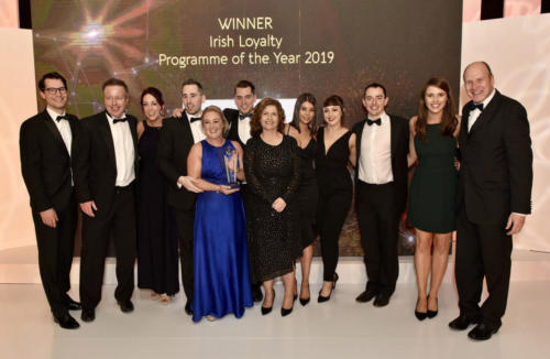Permanent TSB - Irish Loyalty Programme of the Year